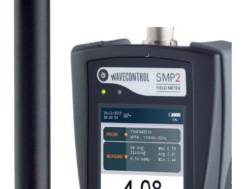 Sonda WPH para medidor SMP2 da Wavecontrol