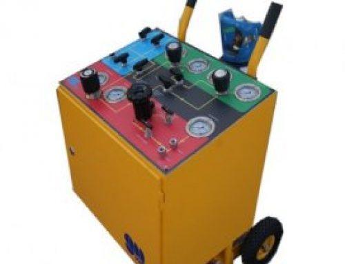 Gometrics Sistema portátil de controle de pressão PMC-001-HK