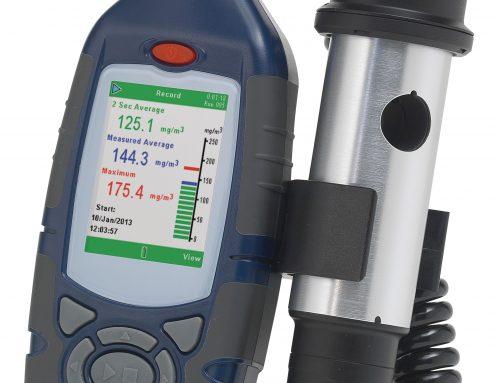 Detector de poeiras Casella MicroDust Pro