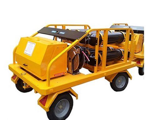 Gometrics carro de serviço de Azoto C8-B