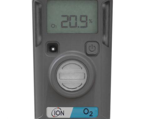 Detector de Gás Pessoal – Ion Science ARA