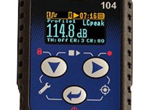 Dosímetro de Ruído com Comunicação Bluetooth